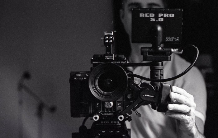 Marcos with RED EPIC by Javier